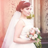 a styled bridal shoot at Denton Hall (c) Sugarbird Photography (49)