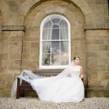a styled bridal shoot at Denton Hall (c) Sugarbird Photography (54)