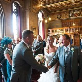 a summer wedding at Manchester Town Hall (c) Victoria Franks Photography  (11)