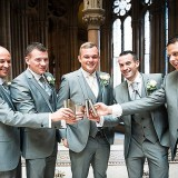 a summer wedding at Manchester Town Hall (c) Victoria Franks Photography  (17)