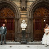 a summer wedding at Manchester Town Hall (c) Victoria Franks Photography  (19)