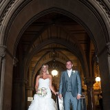 a summer wedding at Manchester Town Hall (c) Victoria Franks Photography  (21)