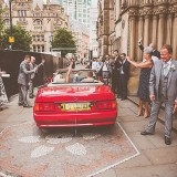 a summer wedding at Manchester Town Hall (c) Victoria Franks Photography  (23)