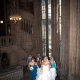 a summer wedding at Manchester Town Hall (c) Victoria Franks Photography  (9)