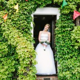 a tkmaxx wedding dress for a wedding in east yorkshire (c) Walker & Walker Photography  (20)