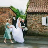 a tkmaxx wedding dress for a wedding in east yorkshire (c) Walker & Walker Photography  (22)