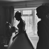a tkmaxx wedding dress for a wedding in east yorkshire (c) Walker & Walker Photography  (7)