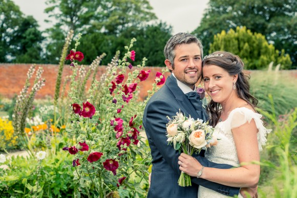 how does your garden grow? an outdoor wedding in lincolnshire – gemma & adrian