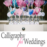 Calligraphy For Weddings