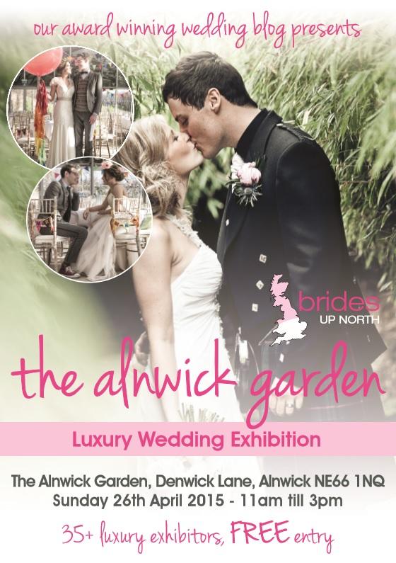 The Alnwick Garden Spring 2015
