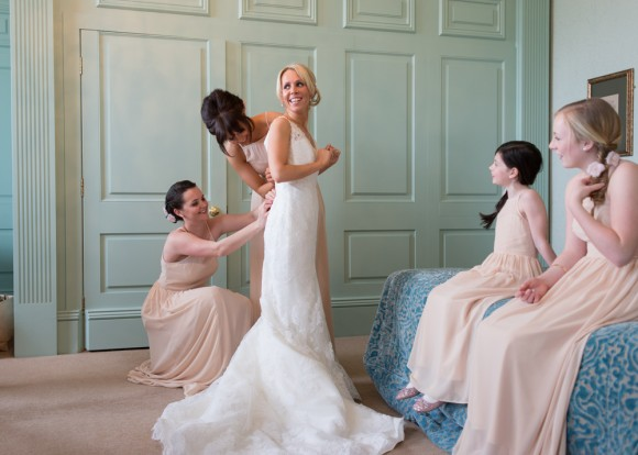 Wynyard Hall Wedding by Foster and Foster Photography - 006