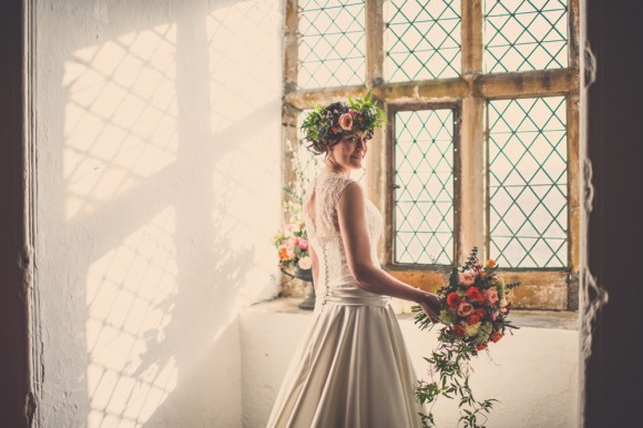a fairytale styled bridal shoot at Bolton Castle by JB Creatives (20)