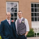 vintage lace for a lively Lake District wedding (c) James Stewart Photography (12)