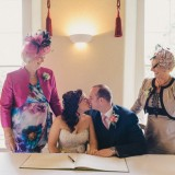 vintage lace for a lively Lake District wedding (c) James Stewart Photography (26)
