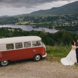 vintage lace for a lively Lake District wedding (c) James Stewart Photography (32)