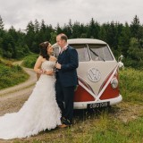 vintage lace for a lively Lake District wedding (c) James Stewart Photography (33)