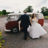 vintage lace for a lively Lake District wedding (c) James Stewart Photography (34)