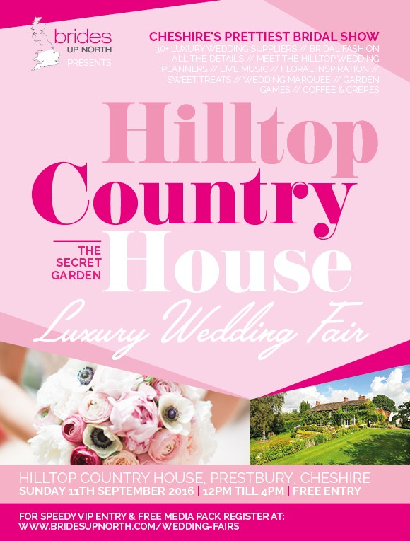 Hilltop Country House Autumn 2016 - Online Flyer