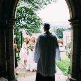 a boho wedding at Lumley Castle (c) Chris Parkinson Photography  (13)