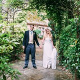 a boho wedding at Lumley Castle (c) Chris Parkinson Photography  (30)