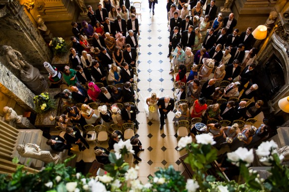 a classic wedding at Castle Howard (c) Ally Byrom Photography (12)