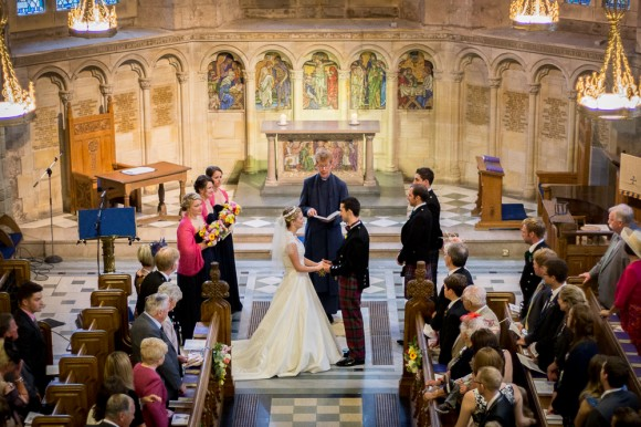 a colourful wedding in St Andrews (c) Anna Joy Photography (22)