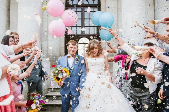 real wedding recap winter 2014. glorious. a cool and colourful wedding in lancaster – stephanie & mark