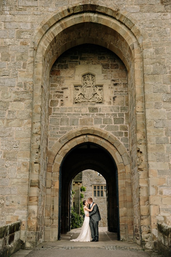 a pretty eclectic wedding at Chirk Castle (c) SMH Photography (32)