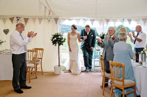 a pretty eclectic wedding at Chirk Castle (c) SMH Photography (43)