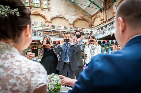 a pretty wedding at victoria baths (c) James Tracey Photography (17)
