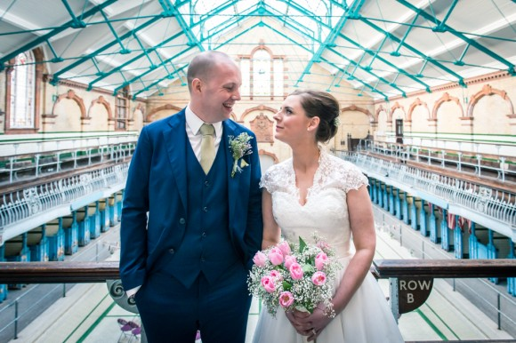 a pretty wedding at victoria baths (c) James Tracey Photography (33)