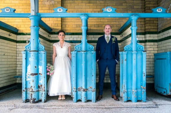 a pretty wedding at victoria baths (c) James Tracey Photography (42)