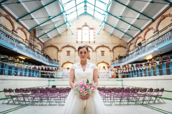 a pretty wedding at victoria baths (c) James Tracey Photography (46)