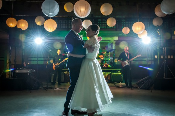 a pretty wedding at victoria baths (c) James Tracey Photography (51)