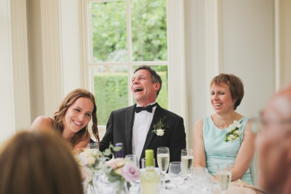 an outdoor wedding with pretty pastels at Saltmarshe Hall (c) Everthine Photography (50)
