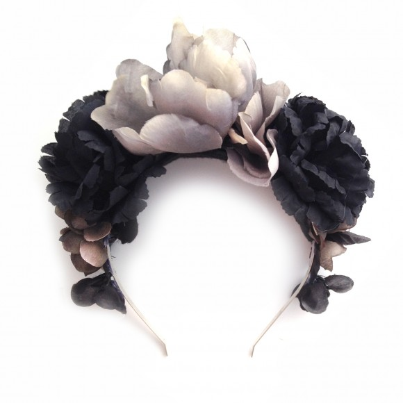 shella headband black