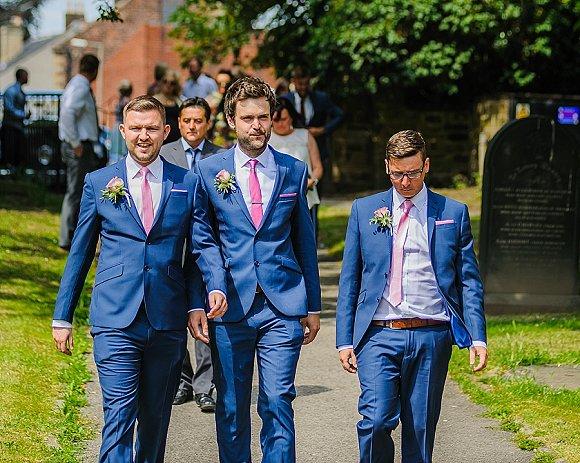 Ian Stuart for a wedding at Wortley Hall (c) PH Weddings (17)