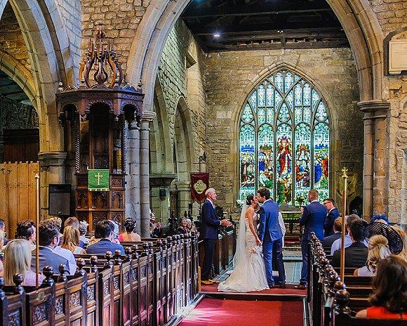 Ian Stuart for a wedding at Wortley Hall (c) PH Weddings (24)