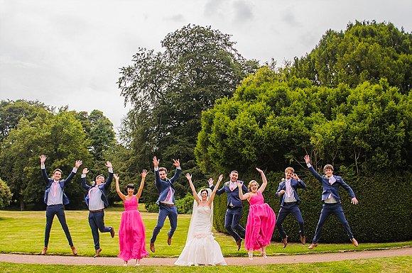 Ian Stuart for a wedding at Wortley Hall (c) PH Weddings (44)