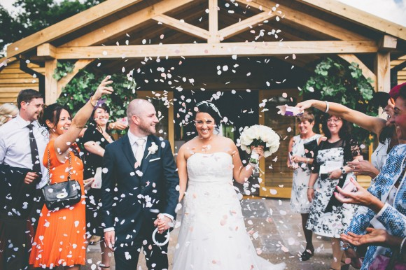 let's get fizzy! A colourful champagne poppin' wedding at Colshaw Hall – miriam & richard