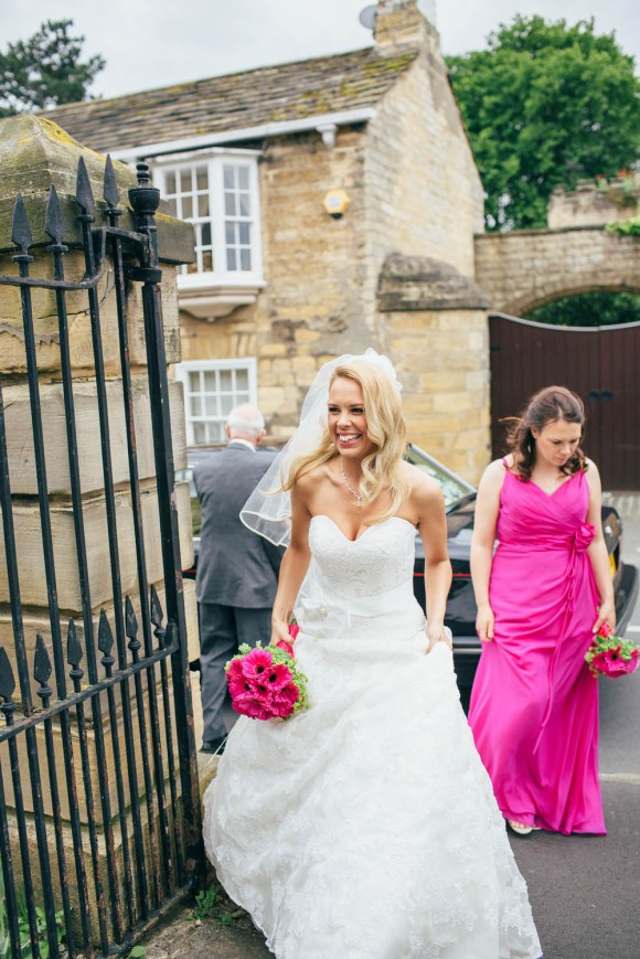 a bright & beautiful wedding at Wood Hall (c) John Hope Photography (19)