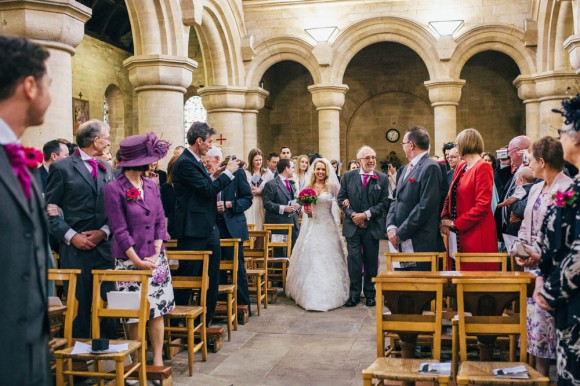 a bright & beautiful wedding at Wood Hall (c) John Hope Photography (20)