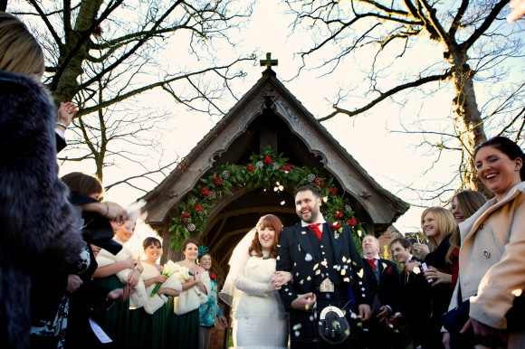 a christmassy real wedding at Crewe Hall (c) Chapter Photography (14)