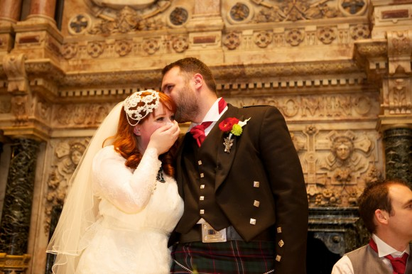 a christmassy real wedding at Crewe Hall (c) Chapter Photography (50)