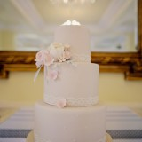 a romatic pastel wedding at Eshott Hall (c) Helen Russell Photography  (103)