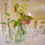a romatic pastel wedding at Eshott Hall (c) Helen Russell Photography  (105)