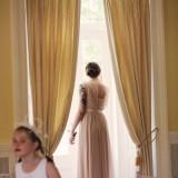 a romatic pastel wedding at Eshott Hall (c) Helen Russell Photography  (124)