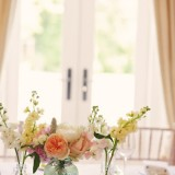 a romatic pastel wedding at Eshott Hall (c) Helen Russell Photography  (125)