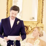 a romatic pastel wedding at Eshott Hall (c) Helen Russell Photography  (131)