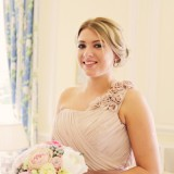 a romatic pastel wedding at Eshott Hall (c) Helen Russell Photography  (32)